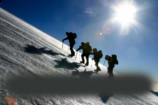تورهای کوهنوردی خارجی